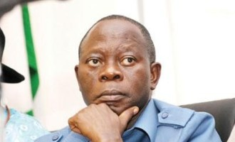 Saraki to Oshiomhole: You Has Lost Moral Right to Remain in Politics