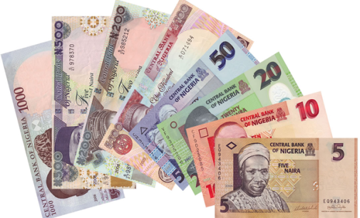 Naira appreciates, goes for N187