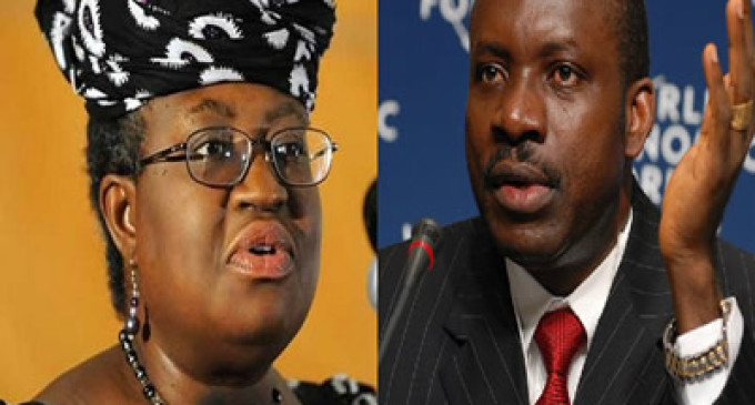 Okonjo-Iweala versus Soludo: When two professors throw punches