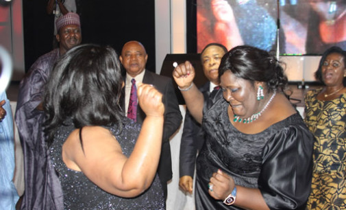 Ascon oil boss, Grace Enenmoh savours  new marital life