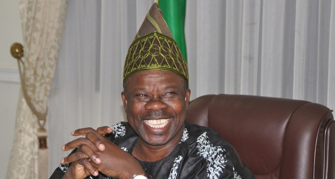 Royal Anger… Awujale Decries Governor Amosun's Hatred for Ijebu People