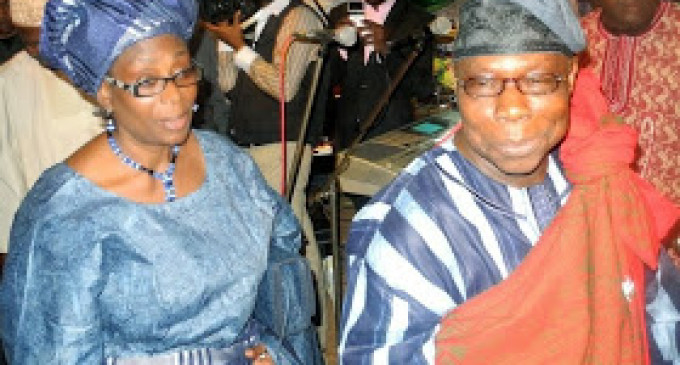 About Bola, Obasanjo's new wife