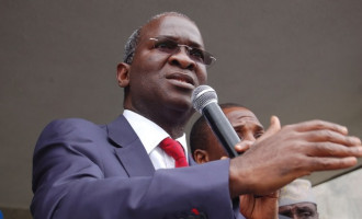 Fashola blasts National Assembly for slashing budget, fund diversion