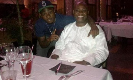 Journalists ordered out, as Davido's father divorces estranged wife.