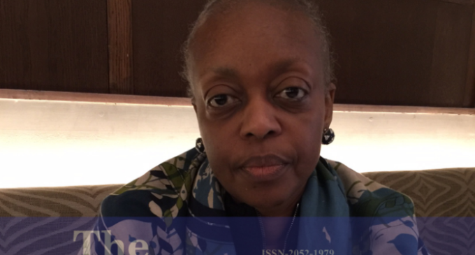 Breaking!  Diezani Madueke survives the deadly disease, cancer