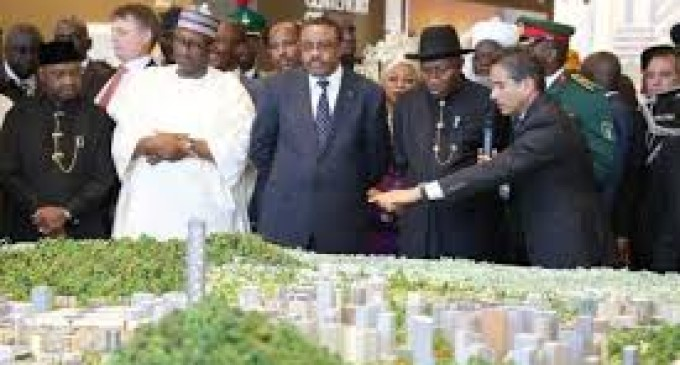 How ex-president Jonathan waived N63bn in Abuja land deal