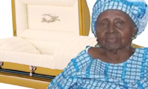 Ogun State shut down schools, market for HID Awolowo's burial.