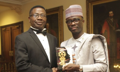 Restorations for Julius Agwu as ace comedian receives double honours abroad