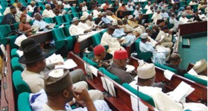 Buhari's Executive Order splits Reps
