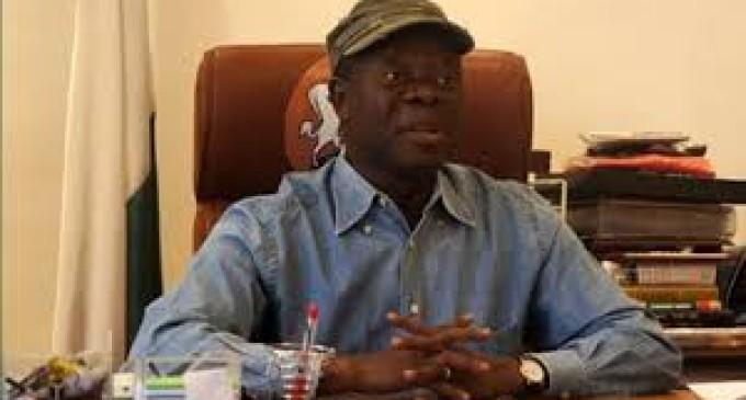 Ekiti poll: PDP, Fayose haunted by past misdeeds, says Oshiomhole
