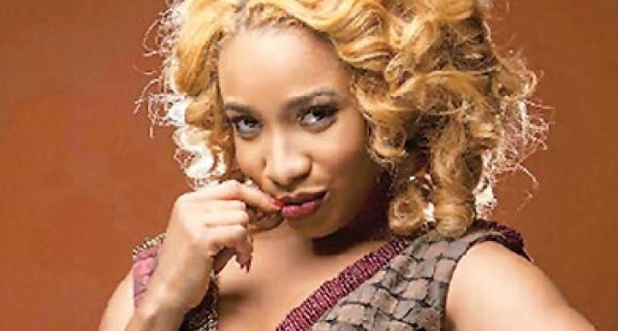 Tonto Dikeh Denies Pregnancy Reports