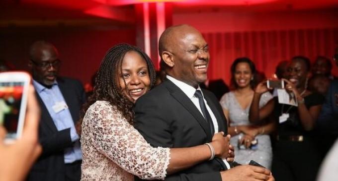 UBA Chairman, Tony Elumelu's wife delivers twin boys!