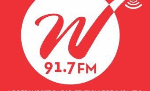 W FM 91.7 hits Nigerian airwaves