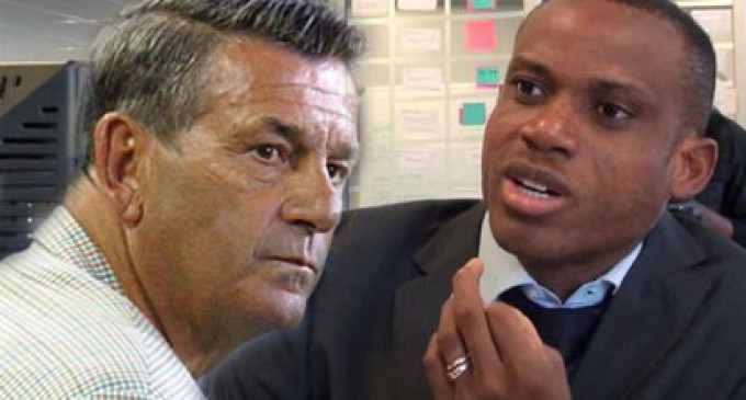 Westerhof blasts Sunday Oliseh, says he Can't take Nigeria to World Cup