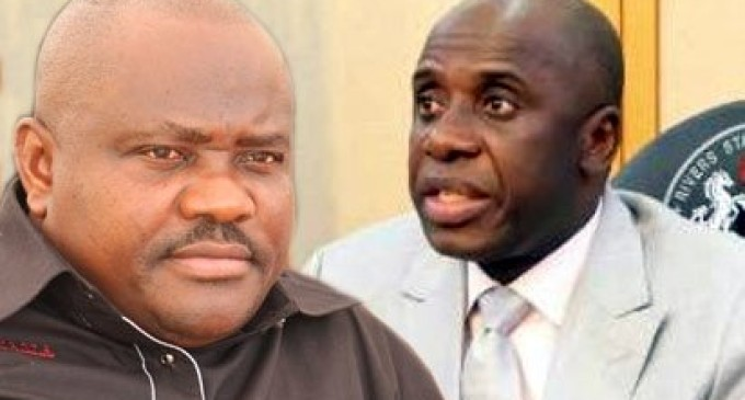 Police probe Wike, Amaechi bloody clash