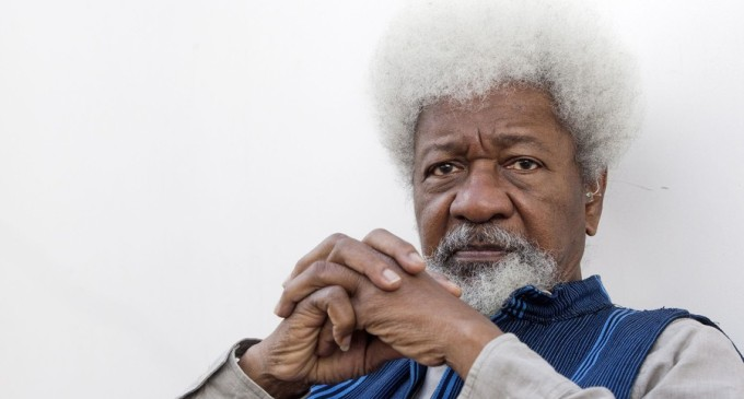 Wole Soyinka denies paying tribute to Tinubu