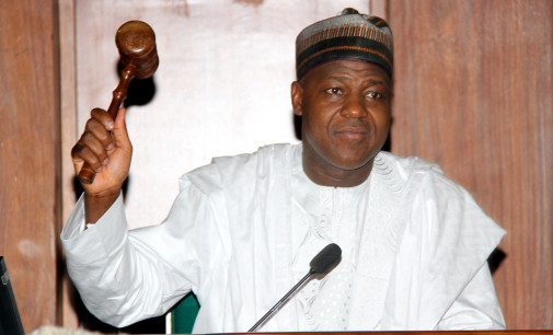 How Dogara quietly push the implementation of Sharia Criminal law bill through second reading