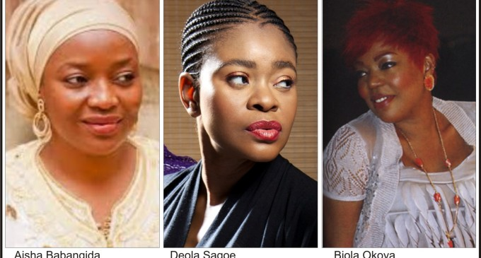 Pitiful joys and guile of Nigeria's single celebrity mothers