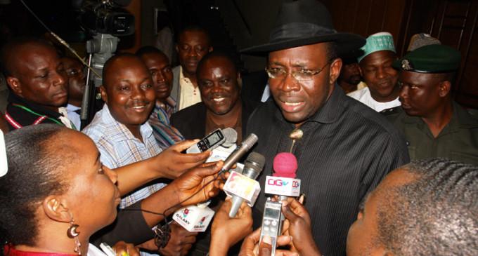Bayelsa Poll: Gov. Dickson laments malfunctioning of card readers, seeks probe of election violence