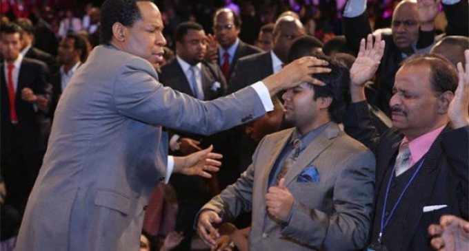 No money, no salvation: Christ Embassy church charges N1000 gate fee from worshippers