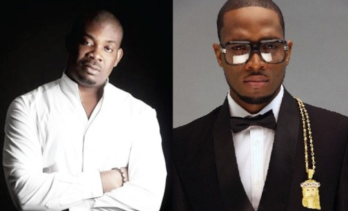 At last, D'banj and Donjazzy bury their hatches, set to release hits songs together