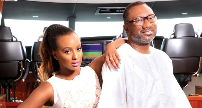 A CHIP OFF OLD BLOCK! IFE OTEDOLA AWARDS SCHOLARSHIPS TO 10 INDIGENT STUDENTS