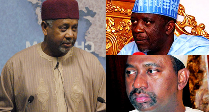 Alleged N9.6billion Fraud: Court grants Dasuki, Yuguda, Bafarawa others bail