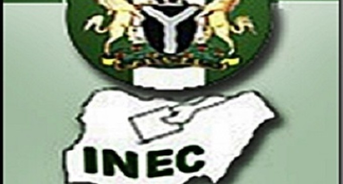 Controversy! As INEC office Kogi got razed by fire few hours to supplementary Guber election