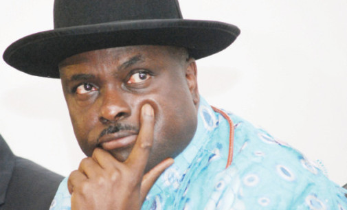 Panic: James Ibori's business associates run helter-skelter as his return draws near.