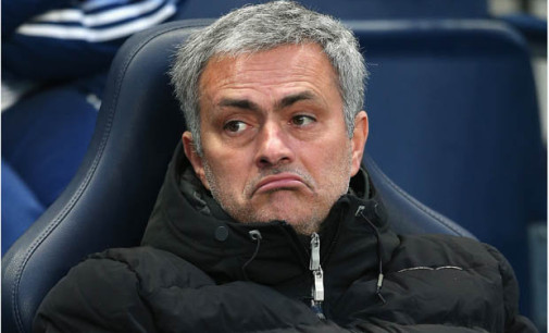 Mourinho feels 'betrayed' by Chelsea flops