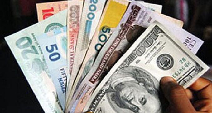 Naira tumbles to 360 as dollar supply dries up