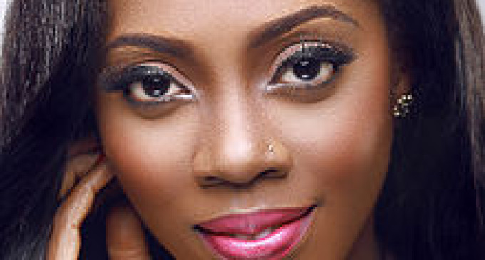 """""""Touch My Body"""" Tiwa Savage Teases Otedola in New Single"""