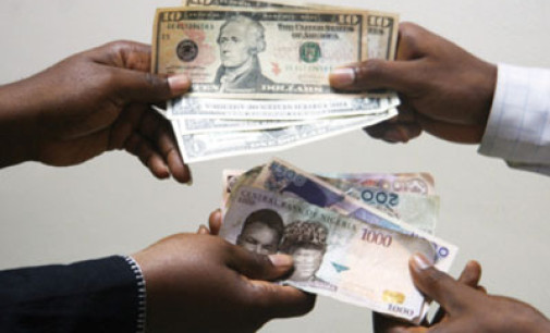 Naira slide continues as dollar hits N249 at parallel market