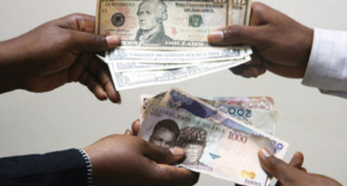 Naira Gains 9.7% at Parallel Market