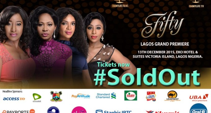 Lagos agog for premiere of Mo Abudu's FIFTY this weekend