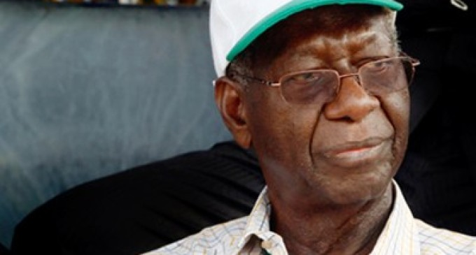 BREAKING: Eugene, Tony Anenih's son, is dead