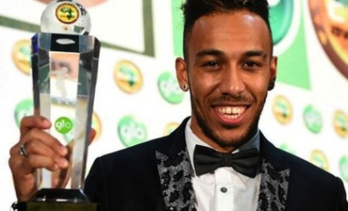 Aubameyang is the king of African football