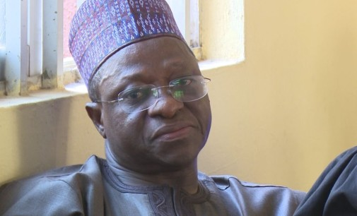 Dariye Down With 'Kidney Failure'