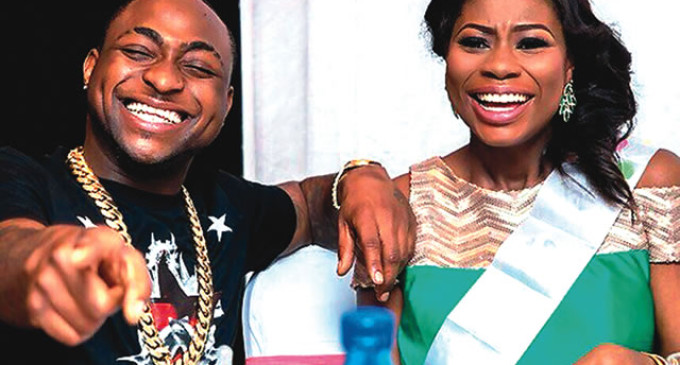 Davido produces 'result' of lover's cannabis test