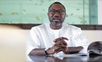 Otedola endorses Ambode for second term, says Lagos'll become Africa's third largest economy