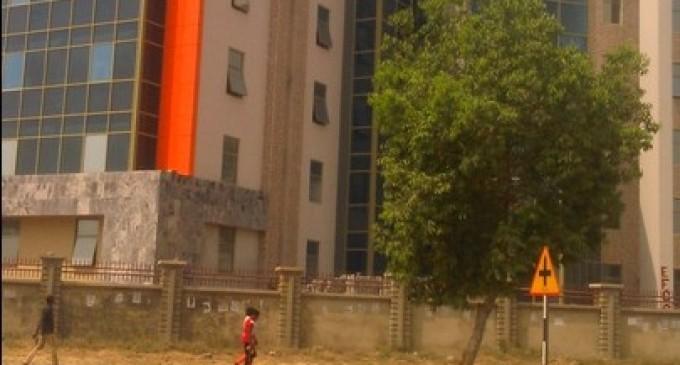 DasukiGate! Again, EFCC seals off a building in Wuse 2, Abuja