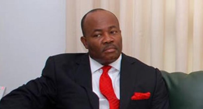 AKPABIO & THE FORTY THIEVES  A corruption infested trajectory of Senator Godswill Akpabio, Minister of Niger Delta Affairs