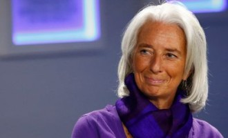 IMF Boss, Lagarde, Resigns