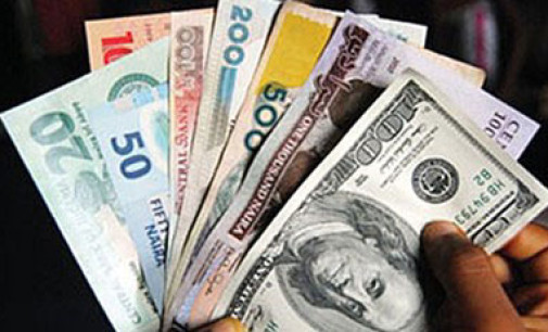 Naira loses 10% value