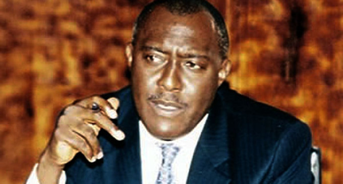Olisa Metuh on hunger strike!
