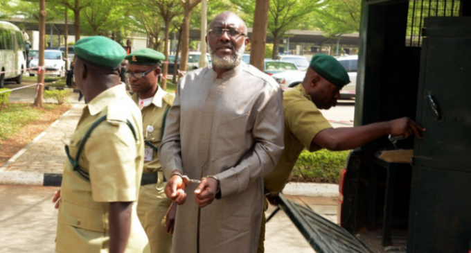 Money laundering: I can't be convicted – Metuh