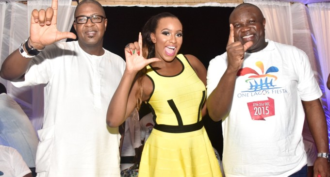 Class Act! How Folly Coker turned One Lagos Fiesta into a spectacular event