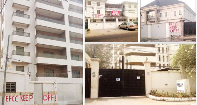 EFCC seizes N5bn houses of ex-NAF chief, Amosu, others