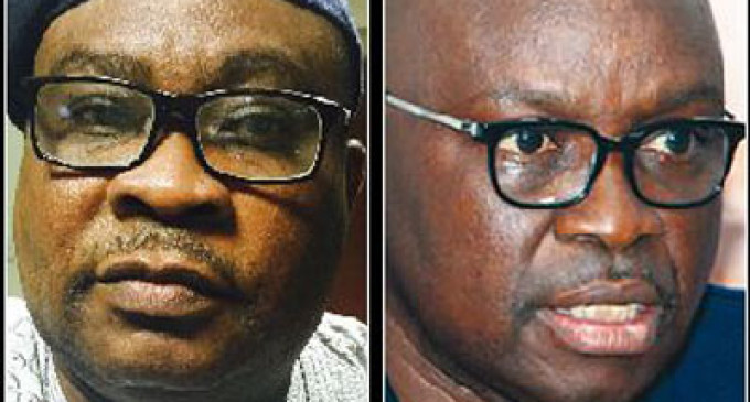 Aluko: Obanikoro put $5.37m in military trunk for Fayose