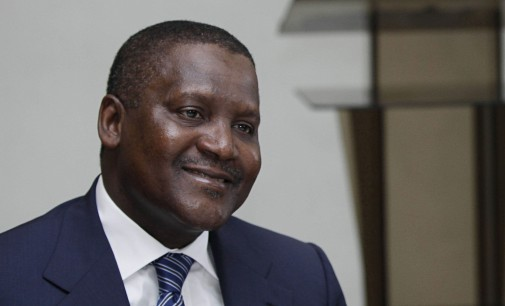 Alpha magnate, Aliko Dangote clocks 60
